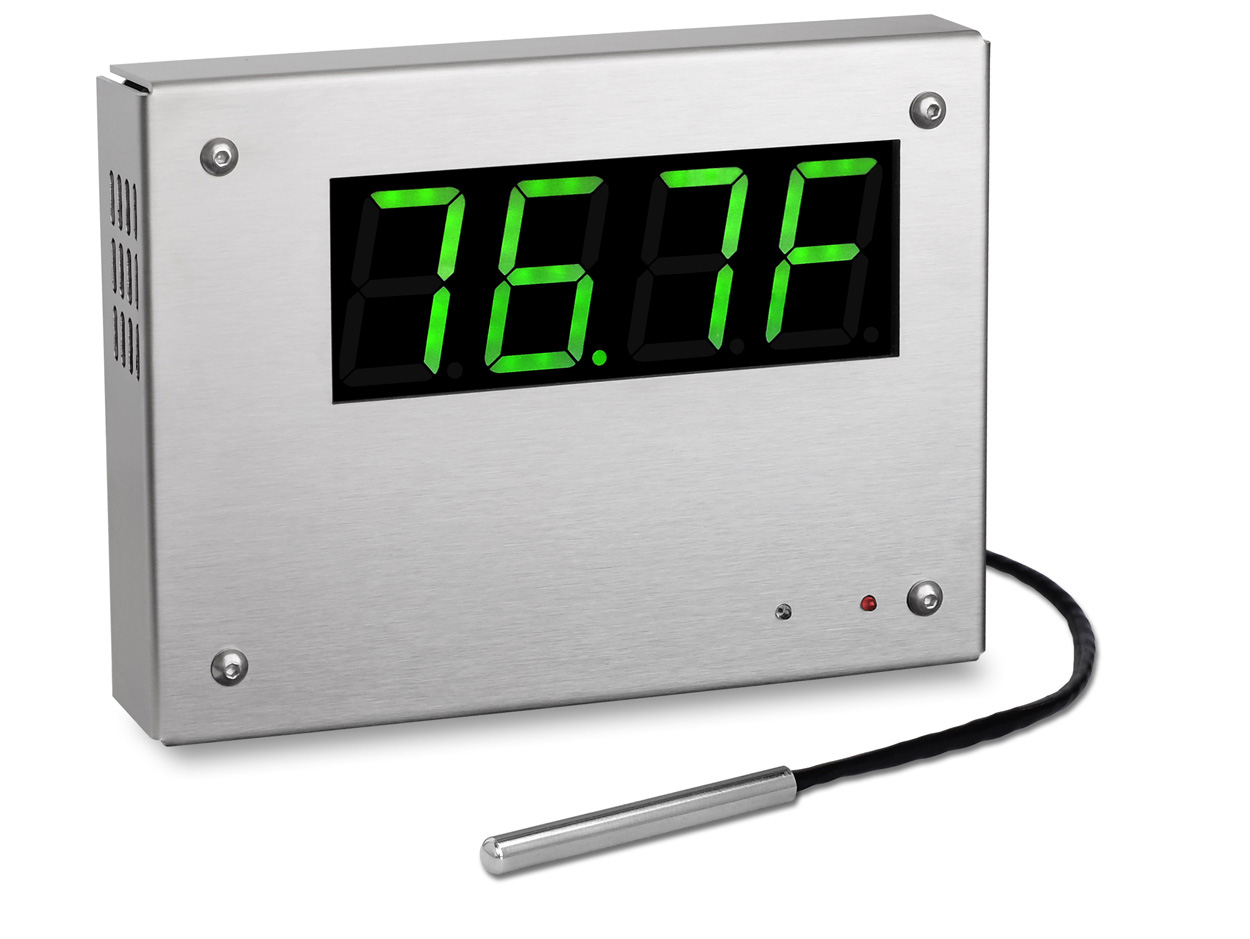 Indoor/Outdoor Thermometer M120i