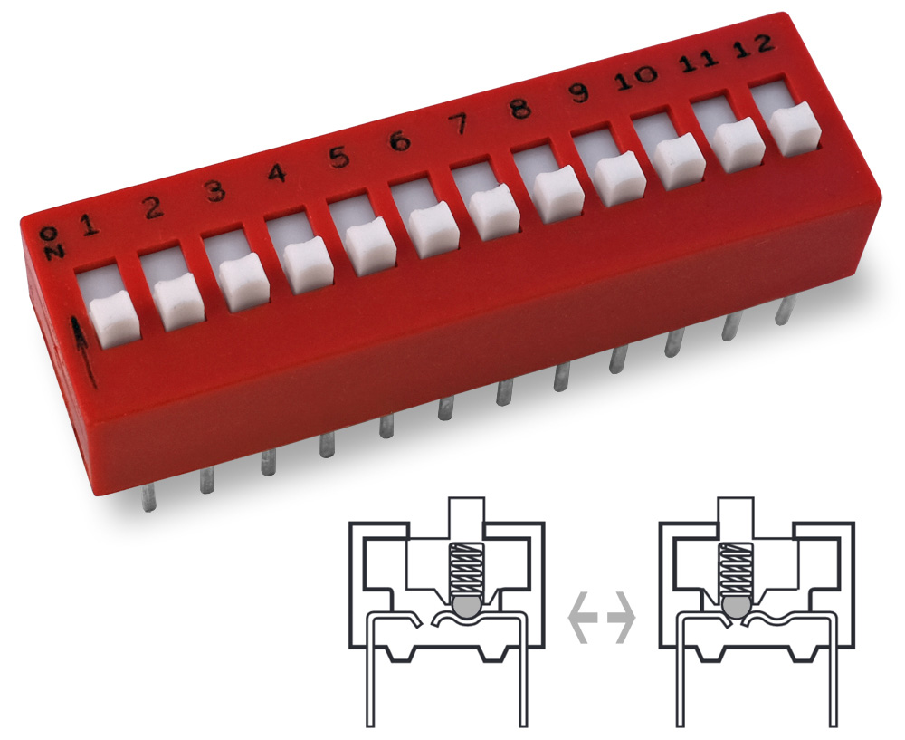 Options DIP switch